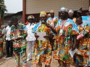 Discour inauguration foyer Batcha de Douala