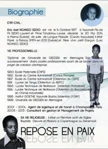 Eric Anelka Biographie